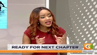 Inspirational Monday | Ready for next chapter #Daybreak