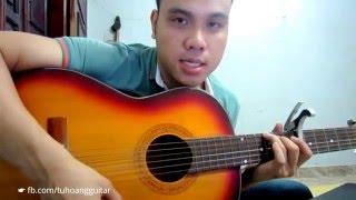 [Guitar] Hướng Dẫn: FADED (Alan Walker) - Full Hợp Âm Intro★Tú Hoàng Guitar★