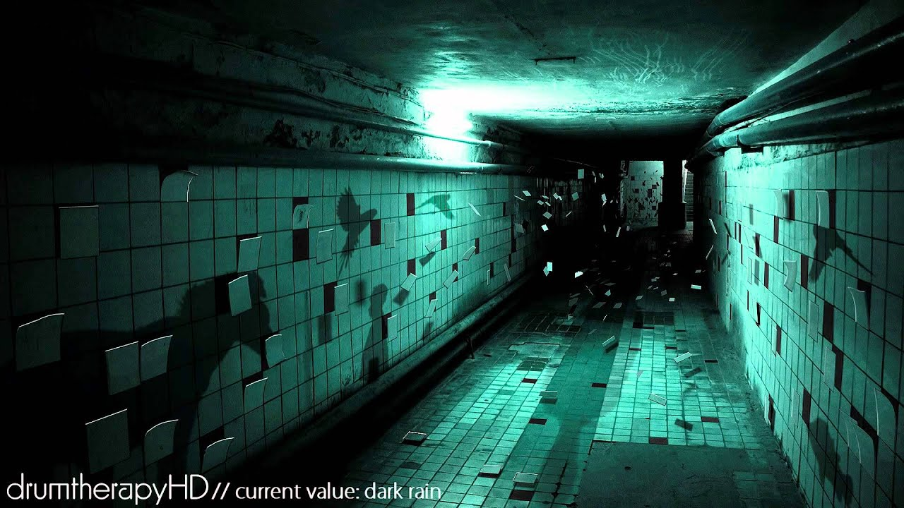 Rain Fall Hd Wallpaper Current Value Dark Rain Hd Youtube