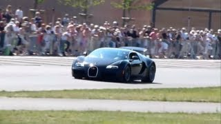 Bugatti Veyron Super Sport - W16 - 4 Turbos 1200hp