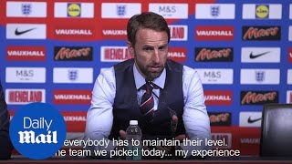 Gareth Southgate happy with World Cup warm-up win over Nigeria