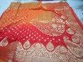 Mysore Banarasi Silk Saree Latest Collections || Beautiful banarasi silk saree Designs