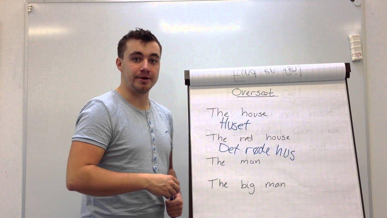 5. Repetition - substantiver og adjektiver