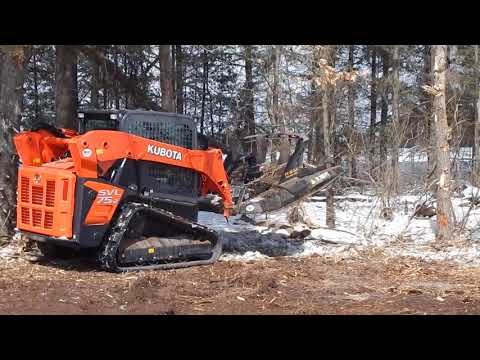 Brush Wolf Extreme Duty M-AX at New Iron Expo