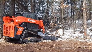 Video still for Brush Wolf Extreme Duty M-AX at New Iron Expo