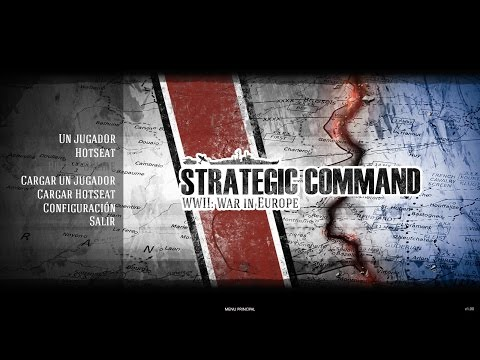 Strategic Command: WWII War in Europe - Presentación #1