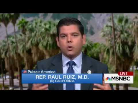 Dr. Ruiz Discusses Importance of Access to Health Care on MSNBC with Richard Lui