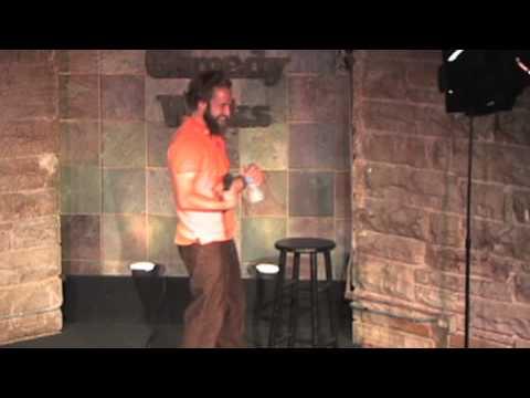 Josh Blue Fish and Spider Man at Comedy Club Denver