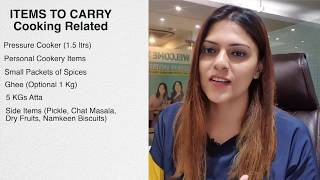 LUGGAGE FOR MBBS ABROAD BY YUKTI BELWAL