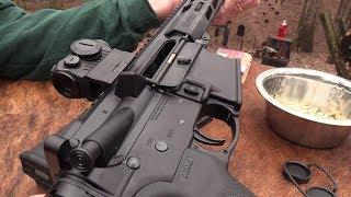 Ruger AR556 MPR