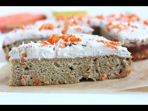 Healthy carrot cake recipe low sugar