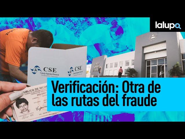 Verificación: Otra de las rutas del fraude