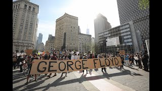 George Floyd protests continue across the nation