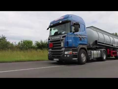 infoware.de | MapTrip Truck Navigation Technologie +++ Commercial