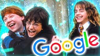 Книга Гарри Поттер и Тайная Комната в Переводе Google| СУПЕРГЕН