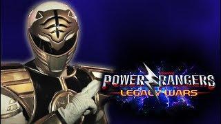 Power Rangers: Legacy Wars - Tommy White Ranger Leader UNLOCKED Gameplay