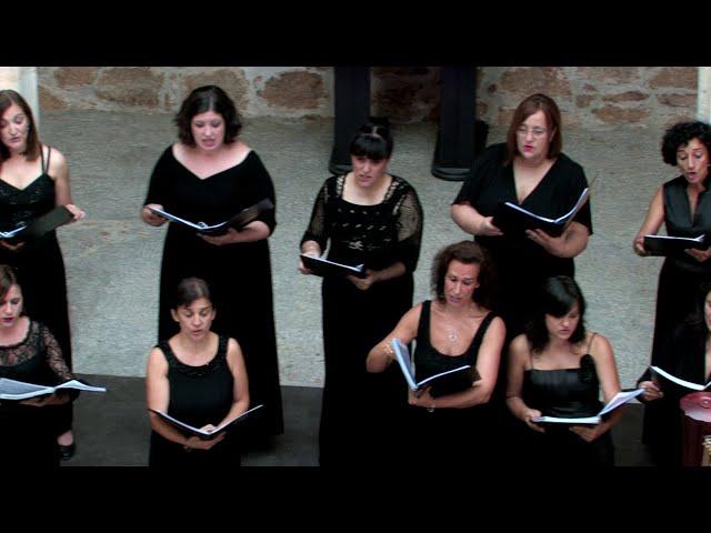 Hymn to Vena, Choral Hymns from the Rig Veda, op. 26. VokalArs. Dir.: Nuria Fernández Herranz.