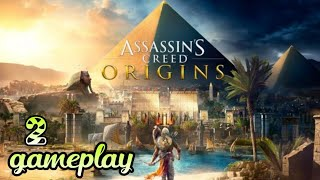 Assassins creed Origen, gameplay 2 - almadgata