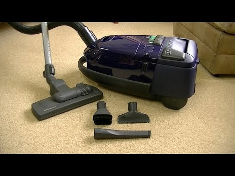 Electrolux Excellio Z5040 Vacuum Cleaner Unboxing & First Look