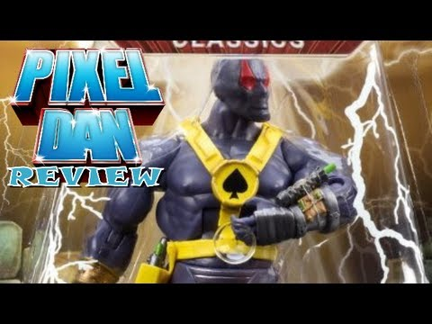 Masters of the Universe Classics Mighty Spector Figure Review (April Fools)