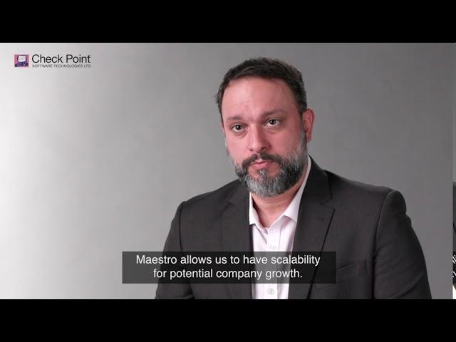 Brazilian CIO Talks Through His Check Point Decision: Scale, Economics  and Control