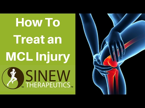 How To Treat an MCL Injury and Speed Recovery