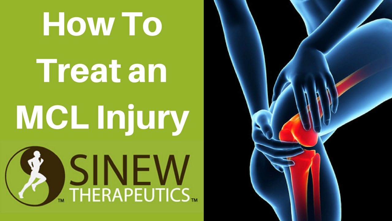 Grade 2 mcl sprain symptoms - How To Treat An Mcl Injury And Speed Recovery