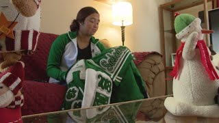 Expensive Letterman jacket returned after News 13 story airs