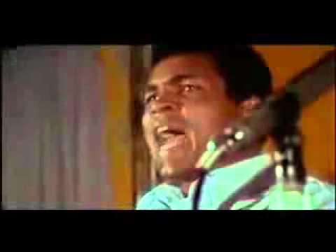 Muhammad Ali Inspirational Speech (Cassius Clay Boxing Motivation)