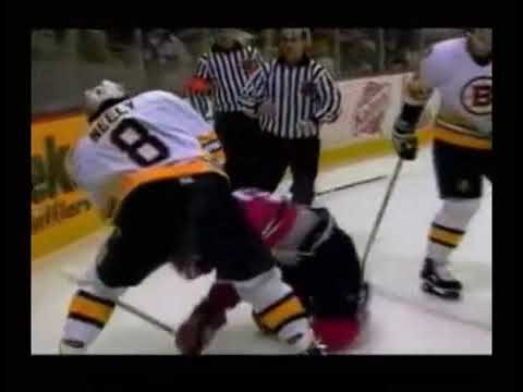 cam neely hockey fights