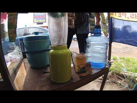 Indonesia Makassar Street Food 2400 Pop Ice YDXJ0509