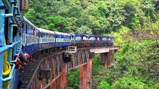 दुनिया के 5 सबसे खतरनाक रेलवे ट्रैक ( भूलकर भी जाने की मत सोचना ) 5 Most Dangerous Railway Tracks