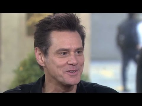 Jim Carrey : 'Dumb And Dumber To' So Much Fun  TODAY