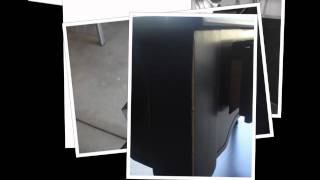 Black Furniture Painting Tutorial