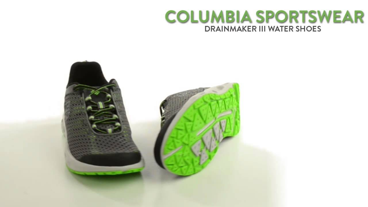 2fffc9a3202b columbia men s drainmaker iii pfg water shoe – Taconic Golf Club