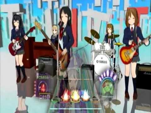 Guitar Hero 3 ZV K-ON!! Version PC y PS2 BETA 2