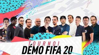 Quel duo gagnera le grand tournoi 2vs2 sur FIFA 20 ?
