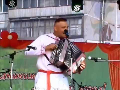 Иван Киселев - Частушки  (Скобаря)