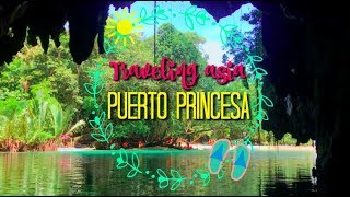🌏 Traveling Asia 🌵PUERTO PRINCESA (Filippinerna)   Johanna Lind