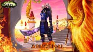 Фаер маг | Fire mage by Abnormal  [Firestorm-wow]