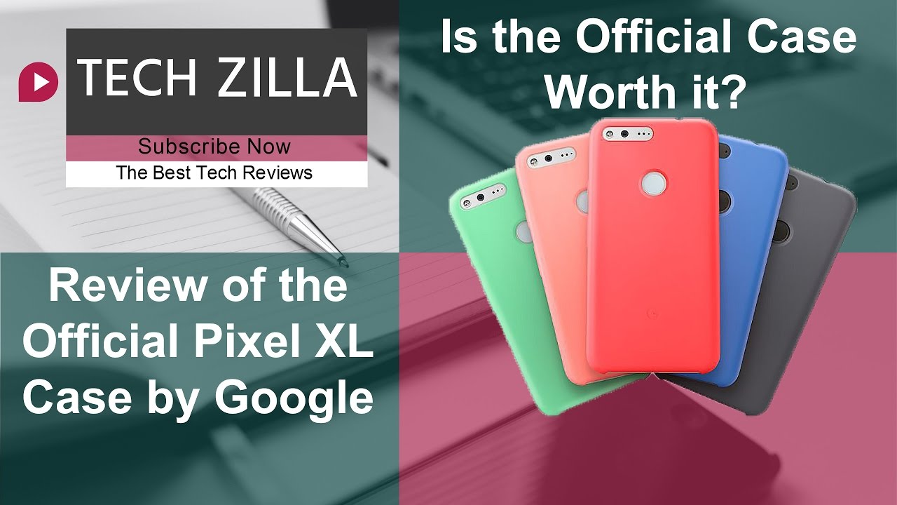 designer fashion 8a903 ac5be Review of the Official Pixel XL Case by Google