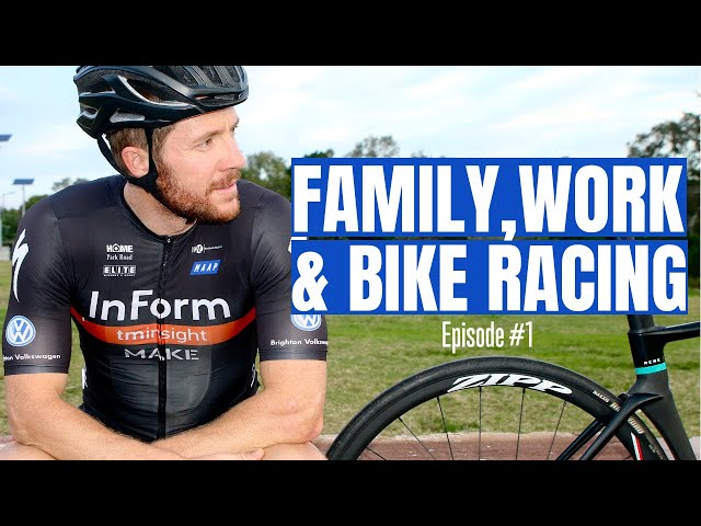Mixing Bike Racing with A Busy Lifestyle (10 Week Vlog Series)