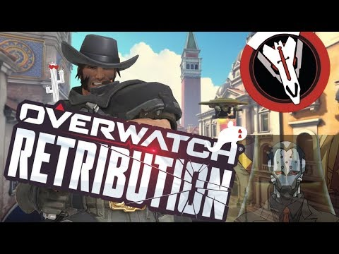 The Fight Of The Best BoyFriends (Overwatch Retribution Event)