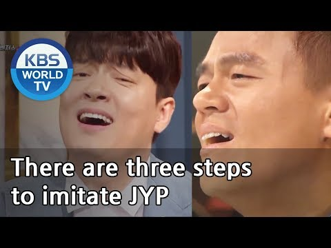 There Are Three Steps To Imitate JYP[Editor's Picks / Happy Together]