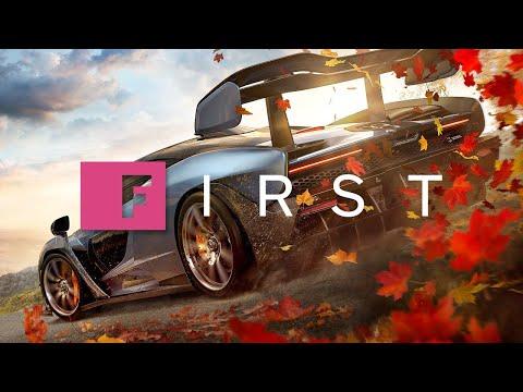 Новый геймплей пробной версии Forza Horizon 4 с E3 2018