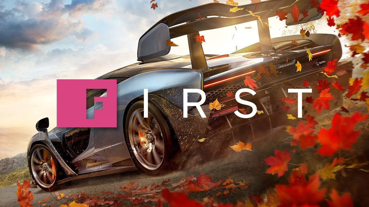 Forza Horizon 4 E3 Gameplay Demo Reveal - IGN First - YouTube