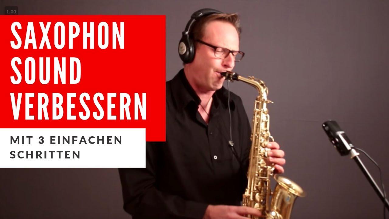 Saxophon mit 8 Tönen Musik & Instrumente