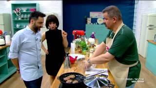 Ver Fırına - Yarışmacılar Bugün Fırında Diyet Yemekleri Yapacaklar (07.05.2015) -
