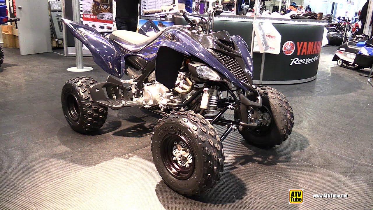 2014 Yamaha Raptor 700R Special Edition - Walkaround - 2014 Toronto ...