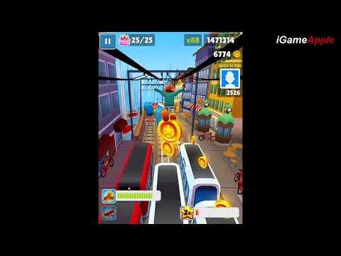 Subway Surfers - Copenhagen 2017 - Gameplay #20 (HD)